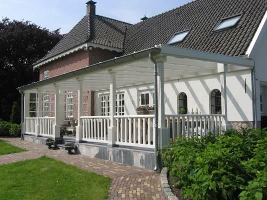 Nieuwbouw serre en veranda Kapel-avezaath